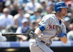 MLB: New York Mets 9, Tampa Bay 6