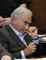 Strauss-Kahn countersues NYC maid