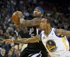 DeMarcus Cousins, Sacramento Kings down New Orleans Pelicans