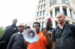 Lawsuit filed on behalf of arrested protesters in Ferguson, Mo.
