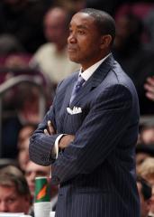 Isiah Thomas named Fla. Int'l Univ. coach