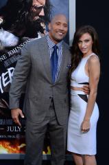 Dwayne 'The Rock' Johnson steps out with girlfriend Lauren Hashian