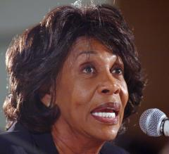 Waters calls for dismissal of ethics probe