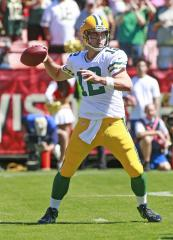 Rodgers still sidelined by shoulder injury