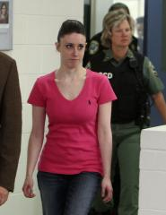 Casey Anthony goes to bankruptcy court