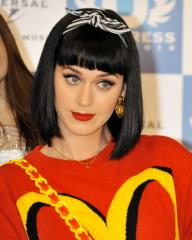 Katy Perry stars in new CoverGirl commercial