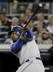 Vladimir Guerrero released by Blue Jays