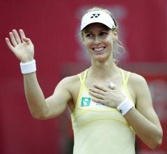 Dementieva an early winner at Dubai