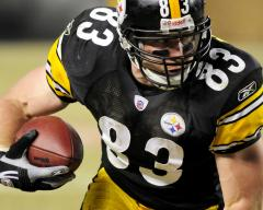 Steelers TE Heath Miller inks big deal
