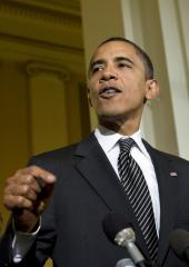 Pa. poll shows slim lead for Obama