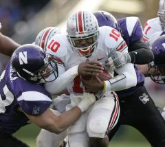 Northwestern football players seek union representation