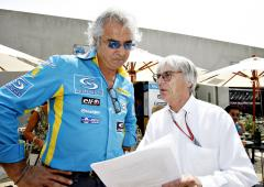 F1's Ecclestone agrees to pay fee, bribery trial ends