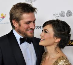 Lindsay Price expecting second child with Curtis Stone