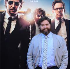 Zach Galifianakis, Louis C.K. comedy 'Baskets' to air on FX