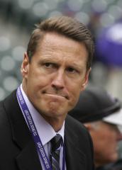 Rockies team president dies