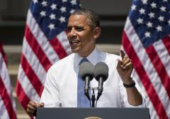 Obama, others slam ruling on Voting Rights Act