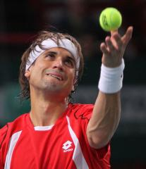 Ferrer beats Djokovic in ATP Tour Finals