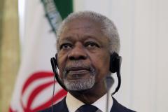 Annan: Blair could have prevented Iraq War