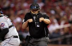 Baseball umpire shouts out 2 Chainz with 'Strike 3' call in viral video
