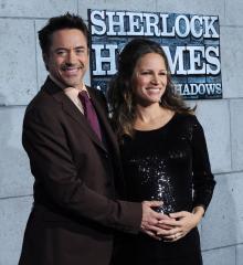 Robert Downey Jr. is a dad again