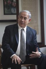 Netanyahu calls for Kurdish independence