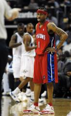 Iverson steamed when car towed