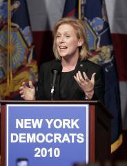 Obama wins N.Y.; Gillibrand wins Senate