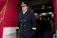 Odierno: Sequester puts security at risk