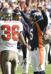 NFL: Denver 16, Tampa Bay 13