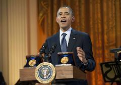 Stars line up for Obama fundraiser