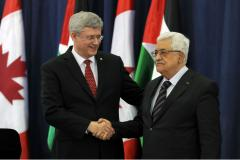 Abbas: no Israeli presence in Palestinian state