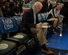 Spurs' Popovich is NBA Coach of the Year