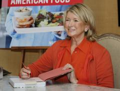 Martha Stewart tries online dating