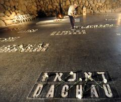 Israel remembers Holocaust victims