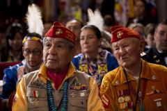 White House holds American Indian summit