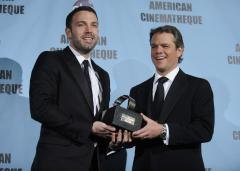 'Project Greenlight' will return to television with Ben Affleck and Matt Damon