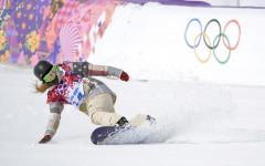 Anderson completes U.S. Olympic sweep in slopestyle