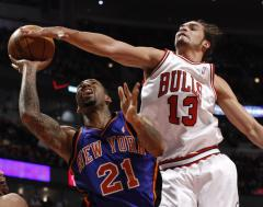 NBA: Chicago 98, New York 89