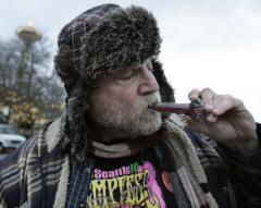 Holder invited to testify on state-level marijuana legalization
