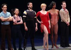 D'Amboise to rejoin 'Chicago' cast