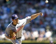 MLB: Cleveland 12, Seattle 3