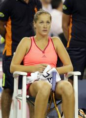 Jovanovski, Zhang to play for WTA title in China
