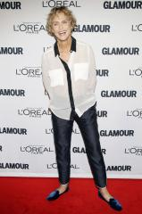 Lauren Hutton still modeling at 69
