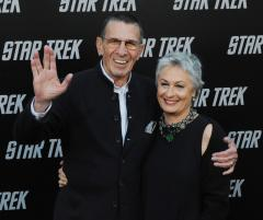 Nimoy lends voice to online 'Trek' game