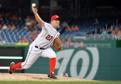 Nats defeat Phillies in shutout