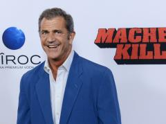 Mel Gibson's record expected to be expunged in battery case