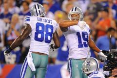 Cowboys' Bryant to have finger examined
