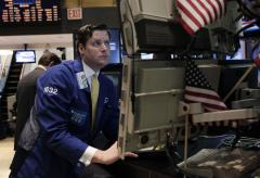 Stocks climb on Microsoft-Skype news