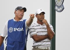 Caddy Williams sorry for Tiger Woods crack