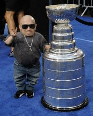 Verne Troyer sues TMZ over sex tape